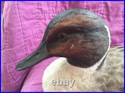 Antique Wooden Duck Decoys