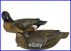 Blue-winged Teal Decoys George Strunk