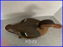 Dave Walker Duck Decoy Pair Of Shovelers Havre De Grace MD Chrsapeake Bay