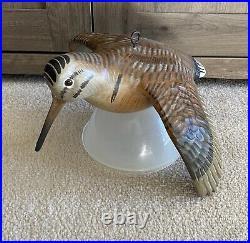 Flying Woodcock Decoy Mike Borrett 03
