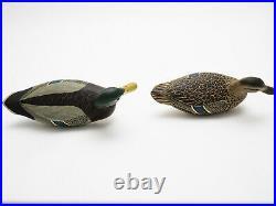 Louisiana Duck Decoys by Mitchell LaFrance