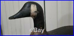 Mason Decor or a Factory Goose Decoy