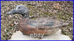 Mason Premier Teal Pair Hollow body Decoy Antique duck Decoy