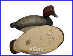 Miniature Redhead Decoys Ward Brothers