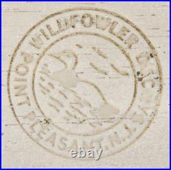 Mint Wildfowler Vintage Decoys Point Pleasant N. J