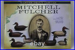 Mitchell Fulcher Master Decoy Carver Book Decoys Carteret County Core Sound NC