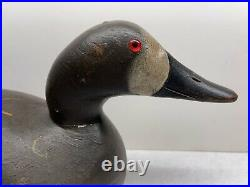 Old Antique Vintage Wood Duck Decoy MASON Canvasback Hen