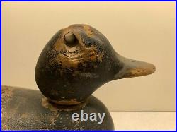 Old Antique Vintage Wood Duck Decoy MASON Scaup Bluebill