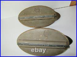 Pair Original Paint Wildfowler Widgeon Duck Decoys