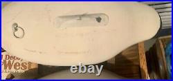 Vintage Canvasback Decoy PairR. Madison Mitchell, Havre de Grace, Maryland