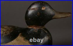 Vintage Mason Bluebill Drake Duck Decoy