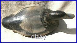 Vintage Upper Chesapeake Bluebill Duck Decoy, Bob McGaw