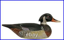 Wood Duck Drake Elmer Crowell